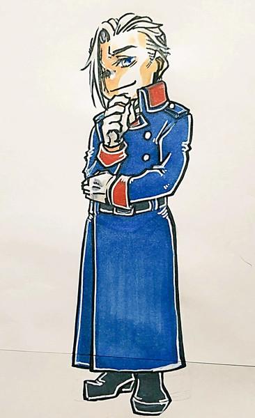 セルゲイ大佐。