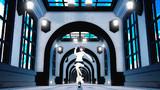 Endless passage【MMDステージ配布】