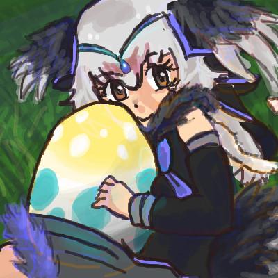 "Caho""s""の卵とダチョウ"