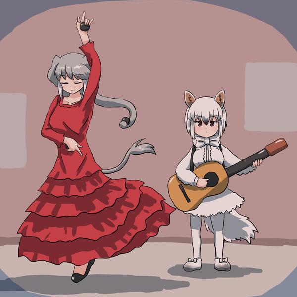 わたし、踊りが得意なの