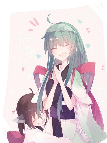 ずん姉さま お誕生日おめでとうございます!