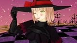 ハロウィンのてへぺろ魔女