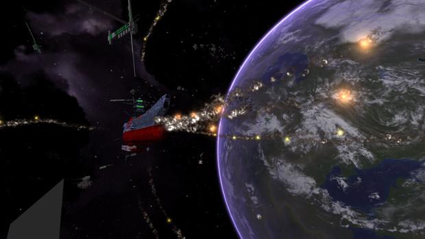 宇宙戦艦ヤマト 完成度35% 武装テスト