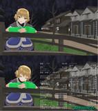 【MMD杯ZERO2参加動画】】テオ(水橋パルスィ)もう一つのエンディング