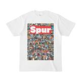 シンプルデザインTシャツ NC3.Spur_232(RED)