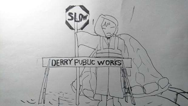 デリー公共事業 (DERRY PUBLIC WORKS)のぢゆし