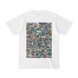 シンプルデザインTシャツ 276-Spur(GREEN)