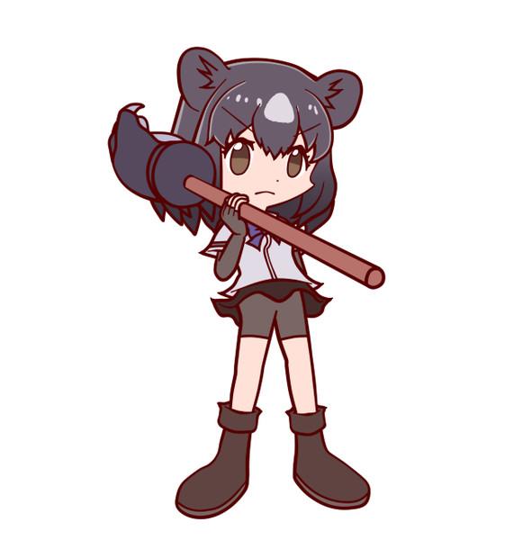 ぷよぷよ風ヒグマ