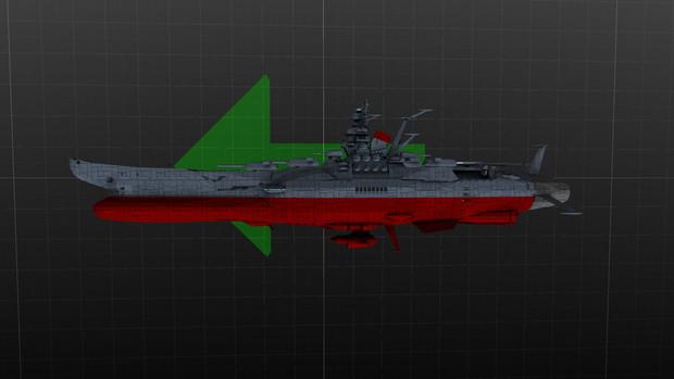 宇宙戦艦ヤマト 進宙