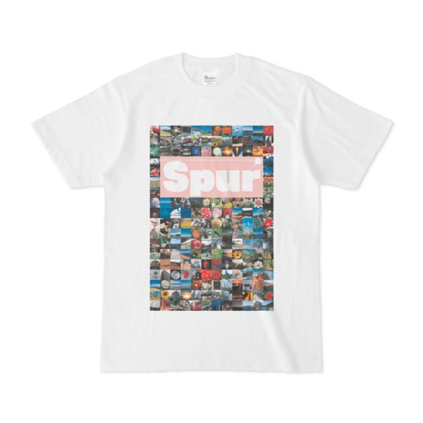シンプルデザインTシャツ Spur_176/2(PINK)