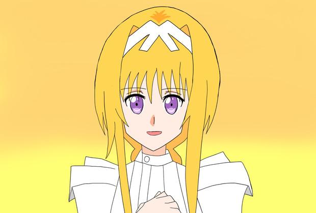 慈愛のアリス