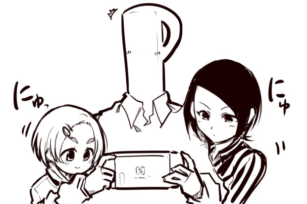 Switch(東郷あい/龍崎薫)