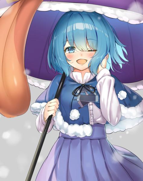 冬小傘ちゃん