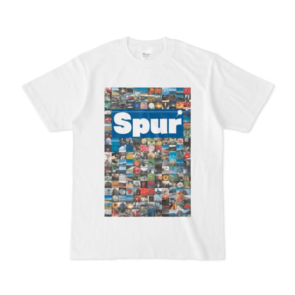 シンプルデザインTシャツ Spur_176/2(NAVY)