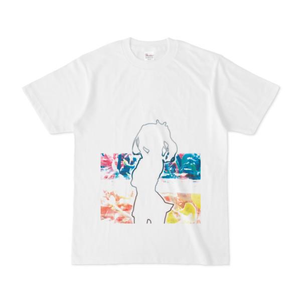 シンプルデザインTシャツ Epic 海花ヒロイン