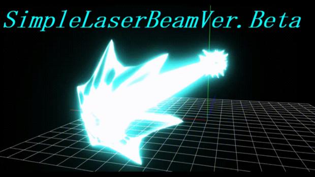 【配布】レーザービームVer.Beta【MMD】