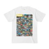 シンプルデザインTシャツ Spur=170(YELLOW)