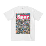 シンプルデザインTシャツ NC1.Spur_232(MAGENTA)
