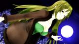 脈絡もなく冬の月、美しい玲霞さんセクシー104【Fate/MMD】