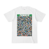 シンプルデザインTシャツ TANKER_300(GREEN)