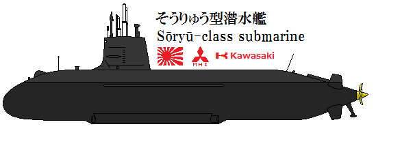 自衛隊 潜水艦 海上