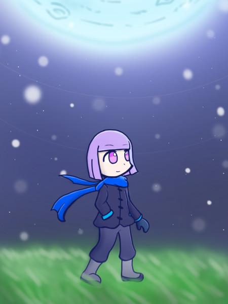 雪の日のジェイ
