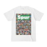シンプルデザインTシャツ NC3.Spur_232(GREEN)