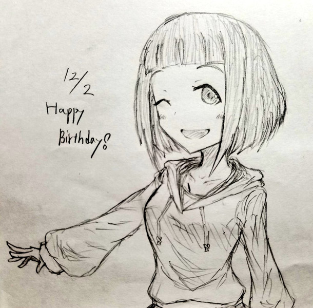 ゆずちゃん誕生日おめでとう!