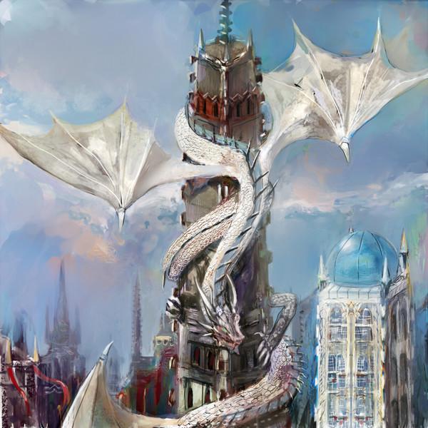 塔ドラゴン
