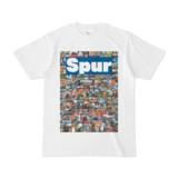 シンプルデザインTシャツ NC3.Spur_232(BLUE)