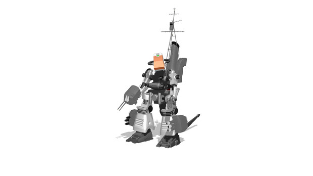特型駆逐艦ゴドス