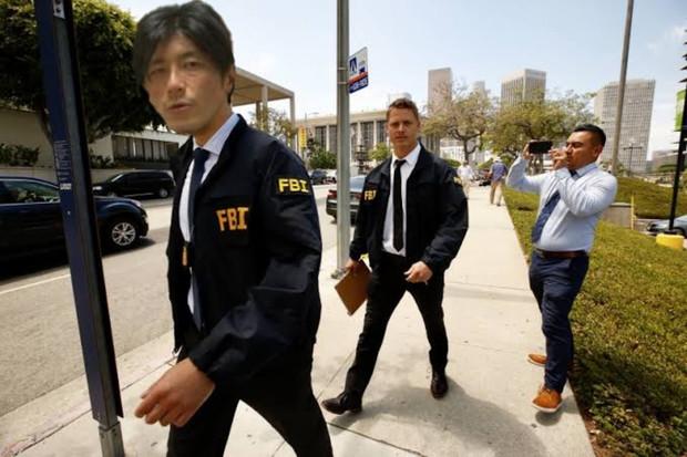 FBI捜査官ONDISK