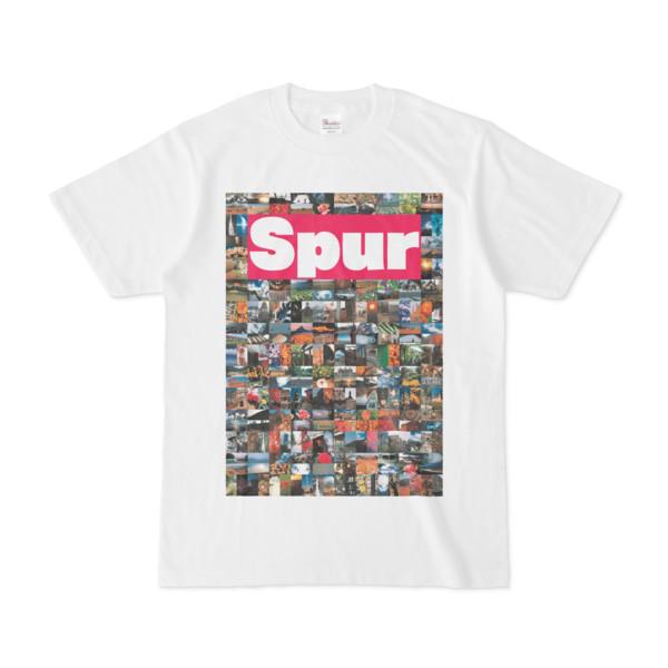 シンプルデザインTシャツ NC3.Spur_232(MAGENTA)