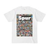 シンプルデザインTシャツ NC3.Spur_232(BLACK)