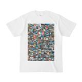 シンプルデザインTシャツ 276-Spur(RAINBOW)