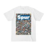 シンプルデザインTシャツ NC4.Spur_232(BLUE)