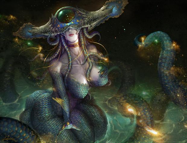 占星のスキュラ