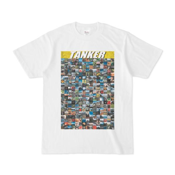 シンプルデザインTシャツ TANKER_300(YELLOW)