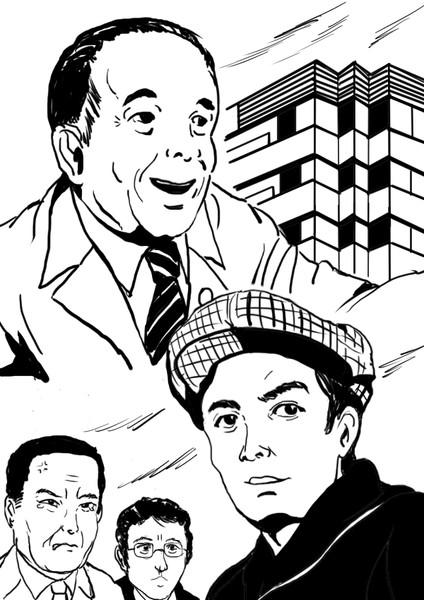 どてらい男(ヤツ)~山善創業者・山本猛夫氏