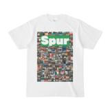 シンプルデザインTシャツ NC5.Spur_232(GREEN)