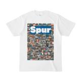 シンプルデザインTシャツ NC5.Spur_232(BLUE)