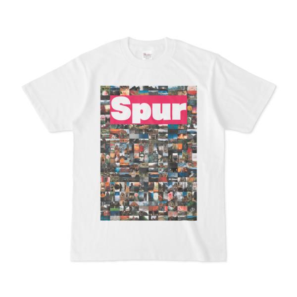 シンプルデザインTシャツ NC5.Spur_232(MAGENTA)