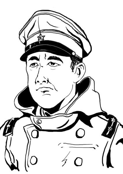 昭五式の帝国陸軍軍曹殿