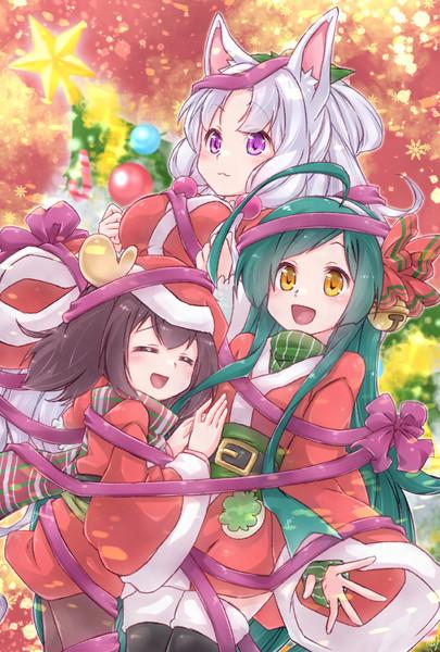 クリスマス三姉妹