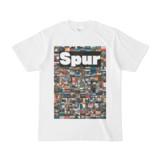 シンプルデザインTシャツ NC5.Spur_232(BLACK)