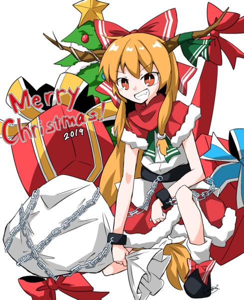 クリスマス萃香