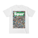 シンプルデザインTシャツ NC6.Spur_232(GREEN)