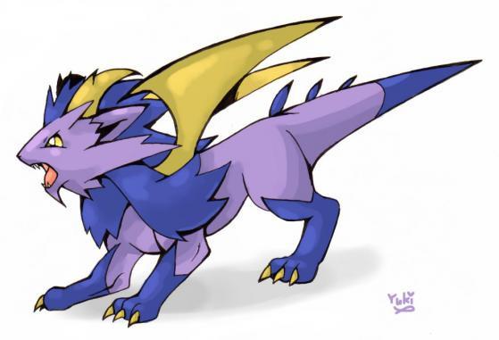 イーブイ ドラゴン進化