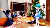 【MMD】皆様よいクリスマスを♪