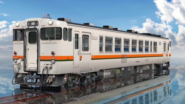 【MMD】キサノキ式キハ40(つづき)
